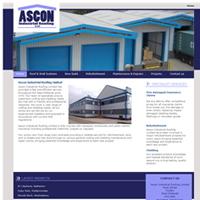 Ascon Industrial Roofing Limited